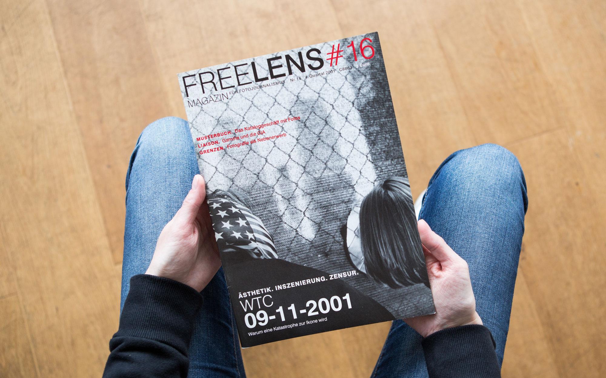 FREELENS Magazin #16.
