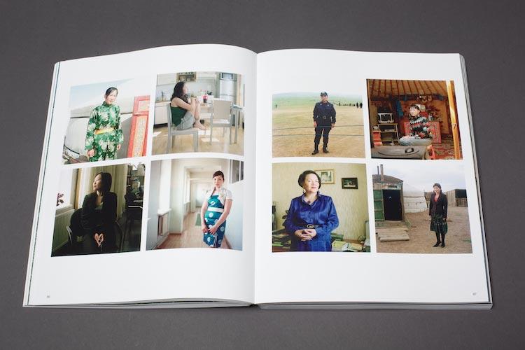 »Frauen in der Mongolei« von Mareike Günsche.