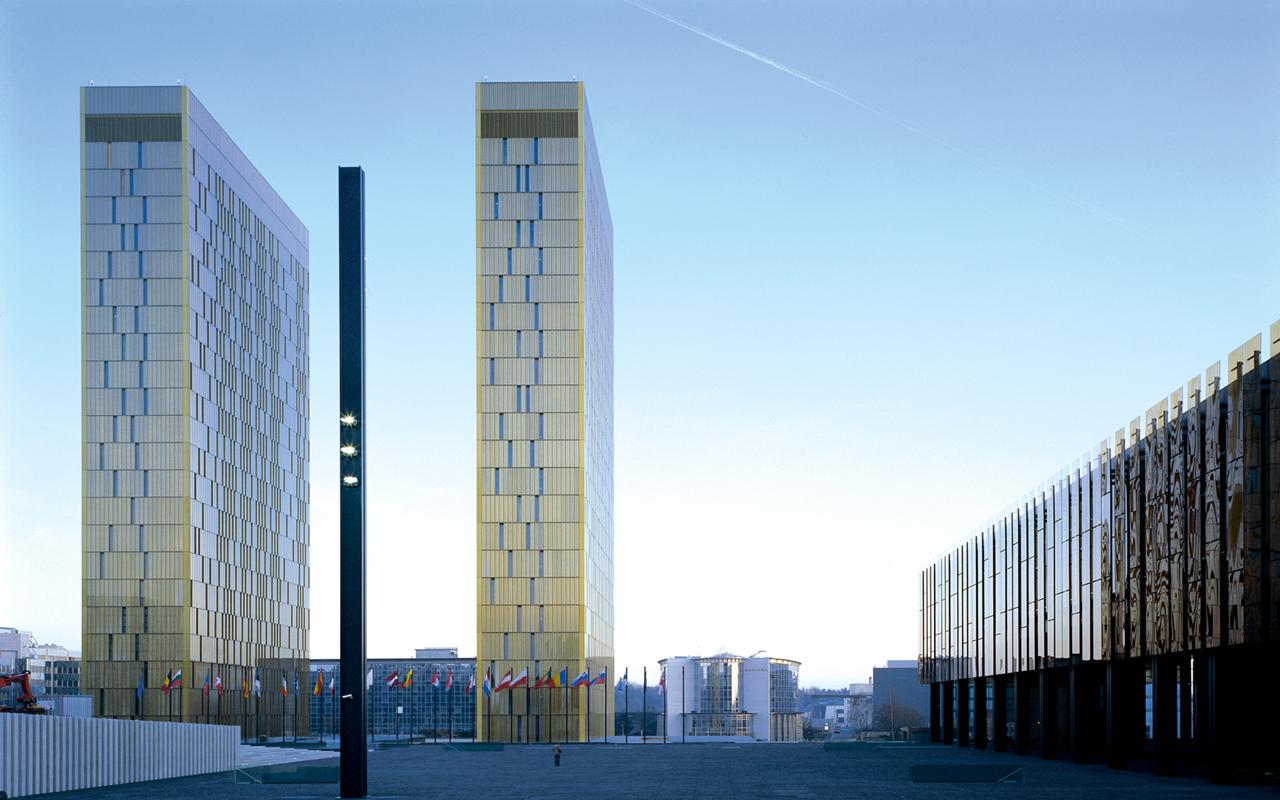 Europäischer Gerichtshof. Foto: G. Fessy/CJUE