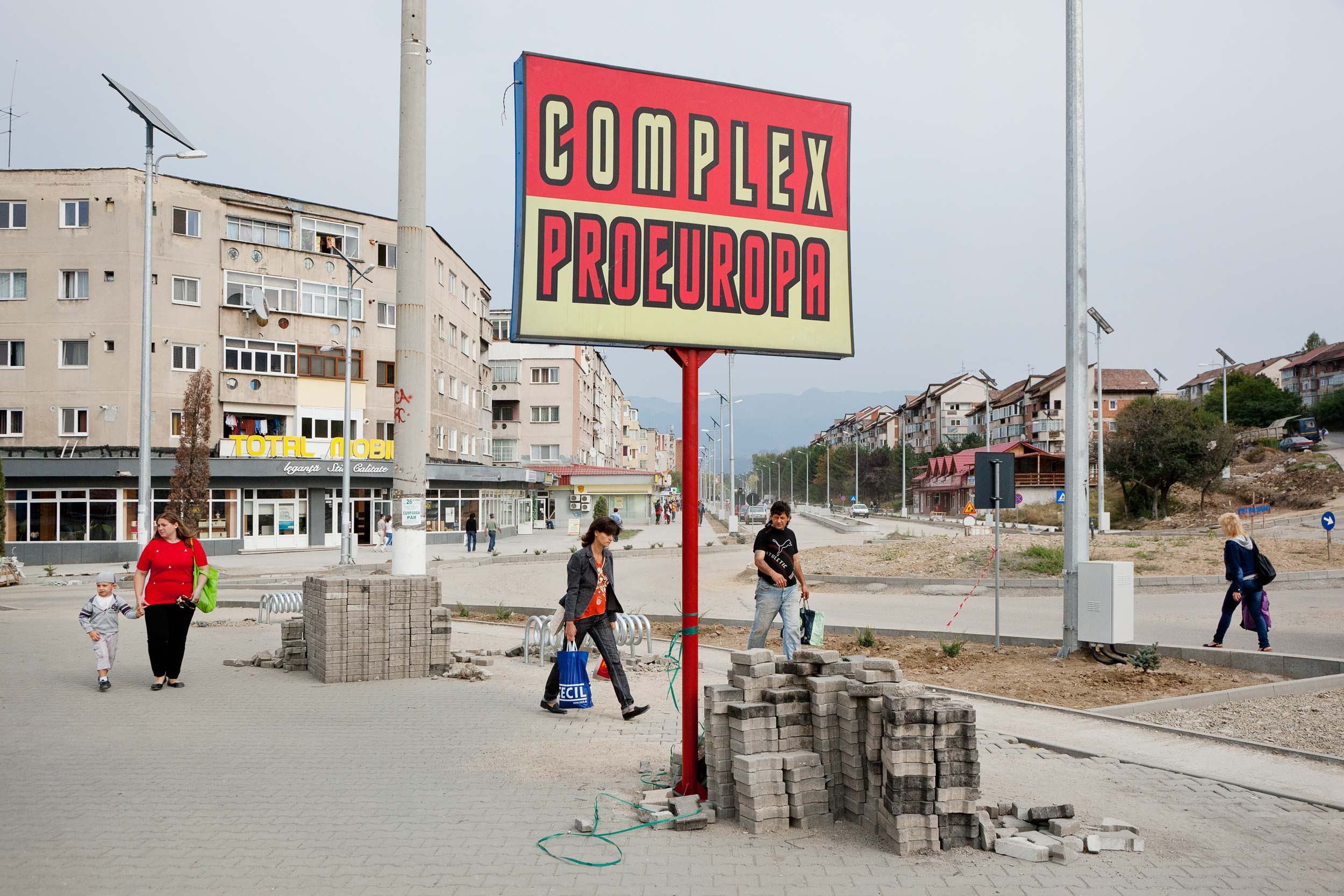 Vulcan, Rumänien. Foto: Frederic Lezmi