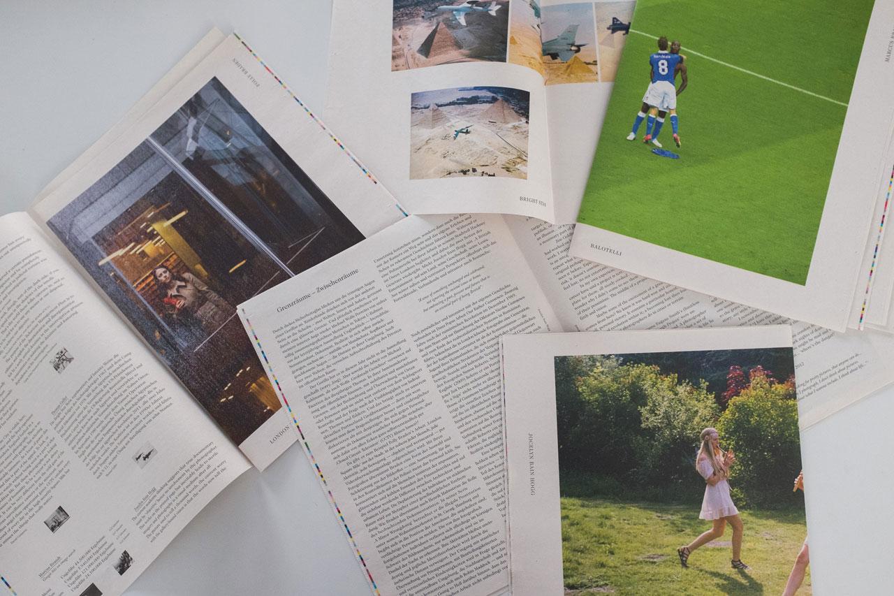 Auch in diesem Jahr soll wieder ein umfangreicher, speziell durch das Thema inspirierter Festival-Katalog herausgegeben werden. Foto: FotoDoks