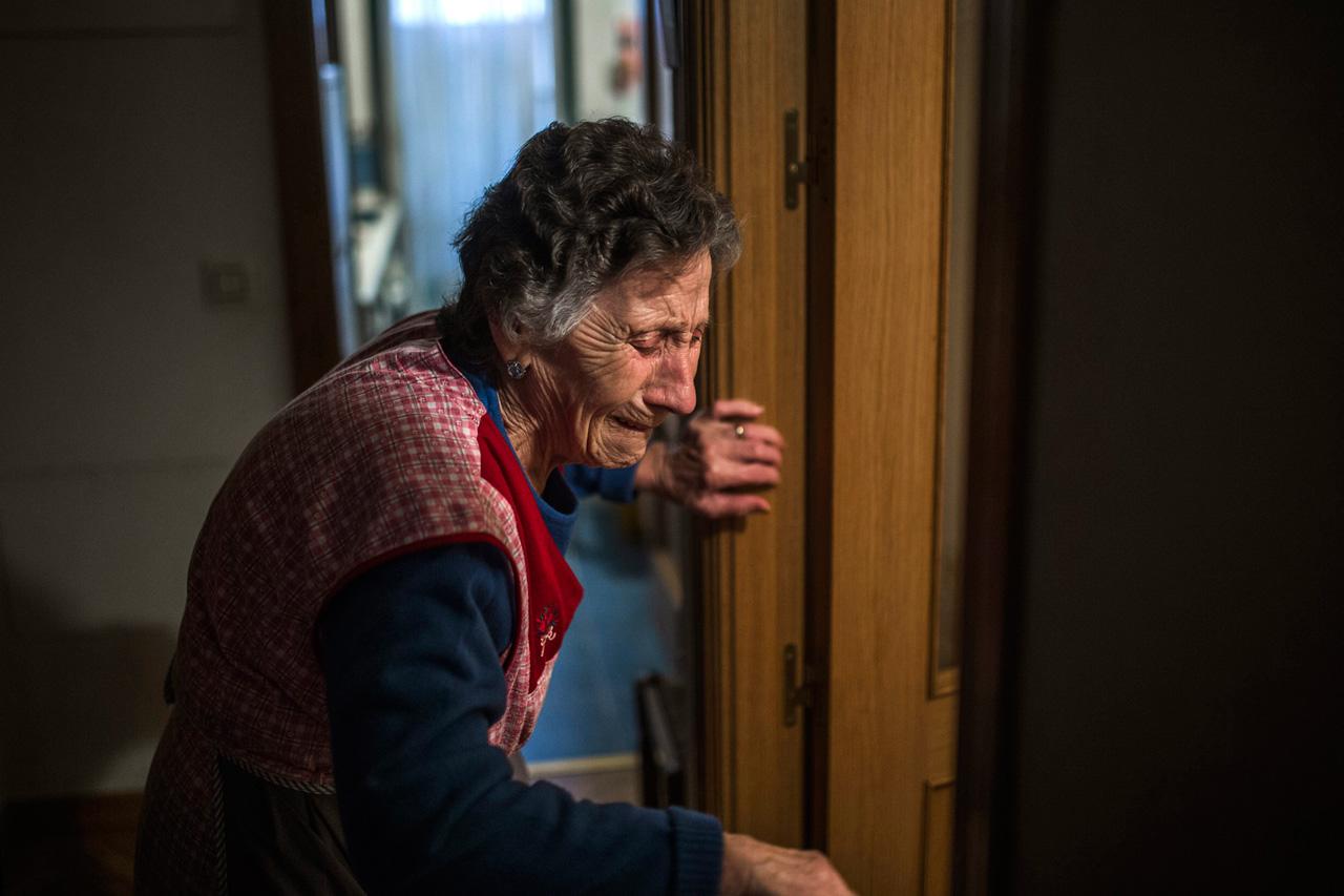 Der ANI-Pixpalace Award ging an Andres Kudacki für seine Reportage »Spain's Housing Crisis«. Foto: Andres Kudacki