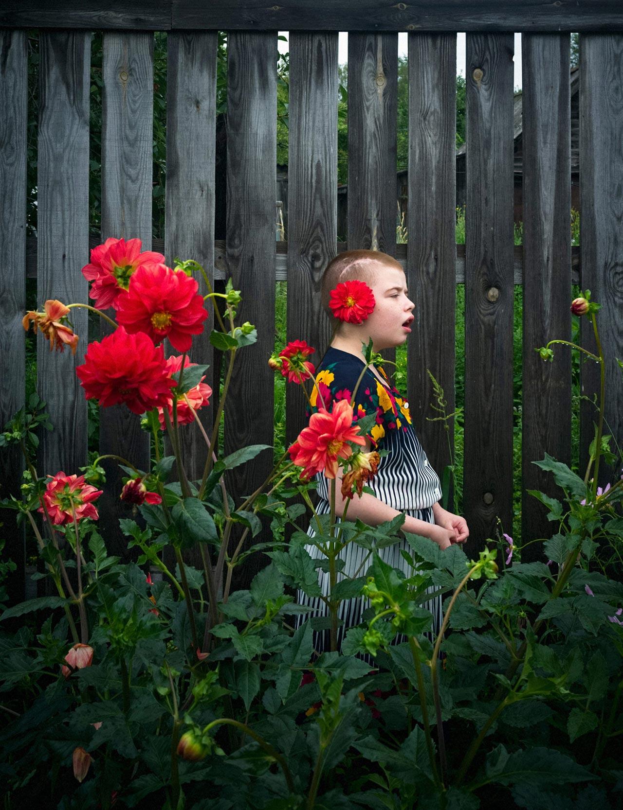 Anastasia Rudenko ist mit »Mental Illness in Russia« die Gewinnerin des Canon Female Photojournalist Awards. Foto: Anastasia Rudenko