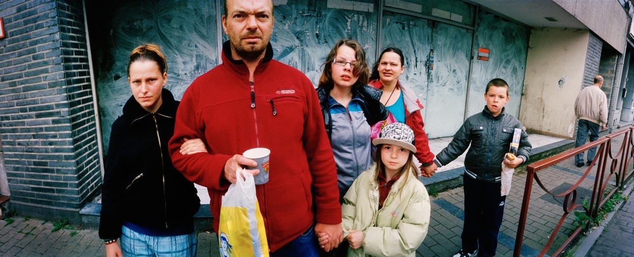 Aus der Serie »Home Among Black Hills«. Foto: Jens Olof Lasthein