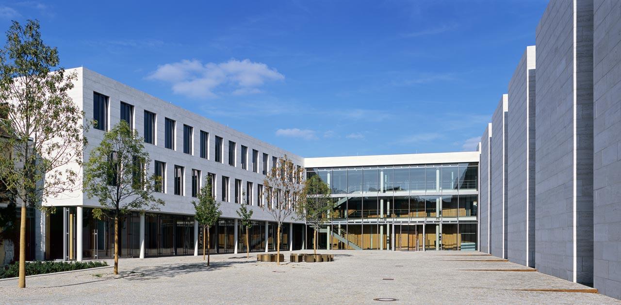 Bundesgerichtshof in Karlsruhe. Foto: Stephan Baumann