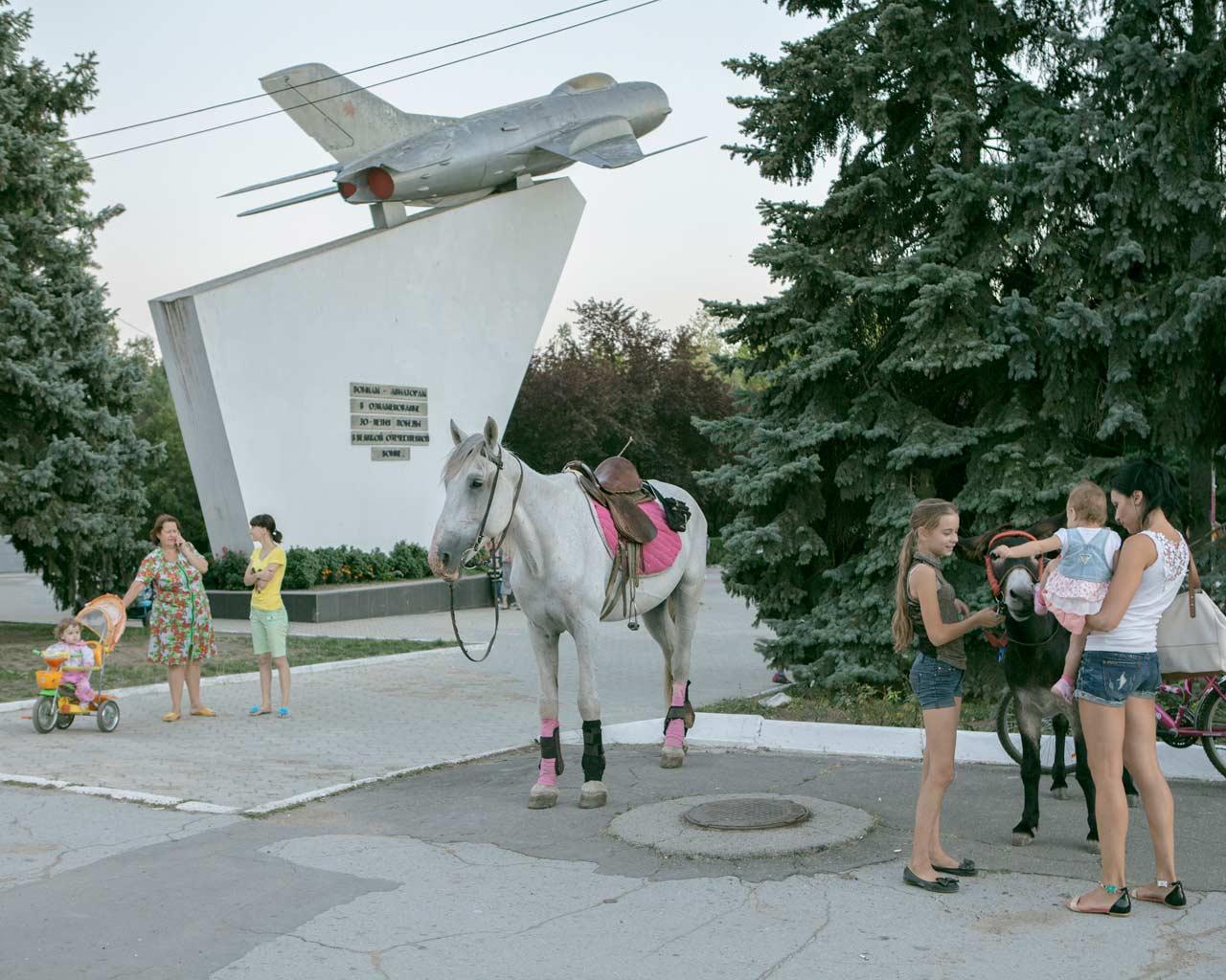 Aus der Serie »Transnistria«, veröffentlich im FOG Magazin, 2015. Foto: Emile Ducke