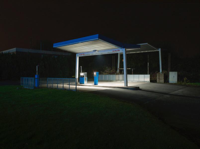 Niederaußem, 2011. Foto: Matthias Jung