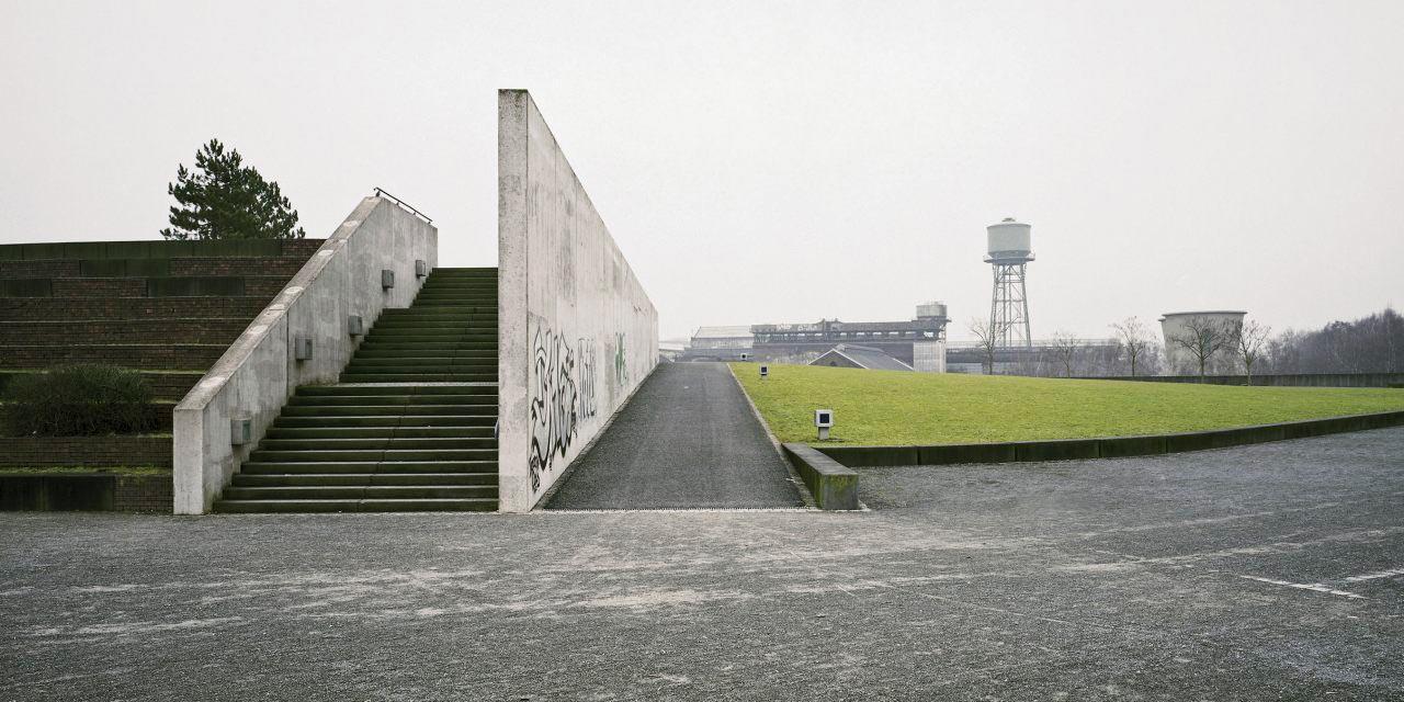 Bochum Westpark, (ehemaliges Stahlwerk), 2010. Foto: Joachim Schumacher