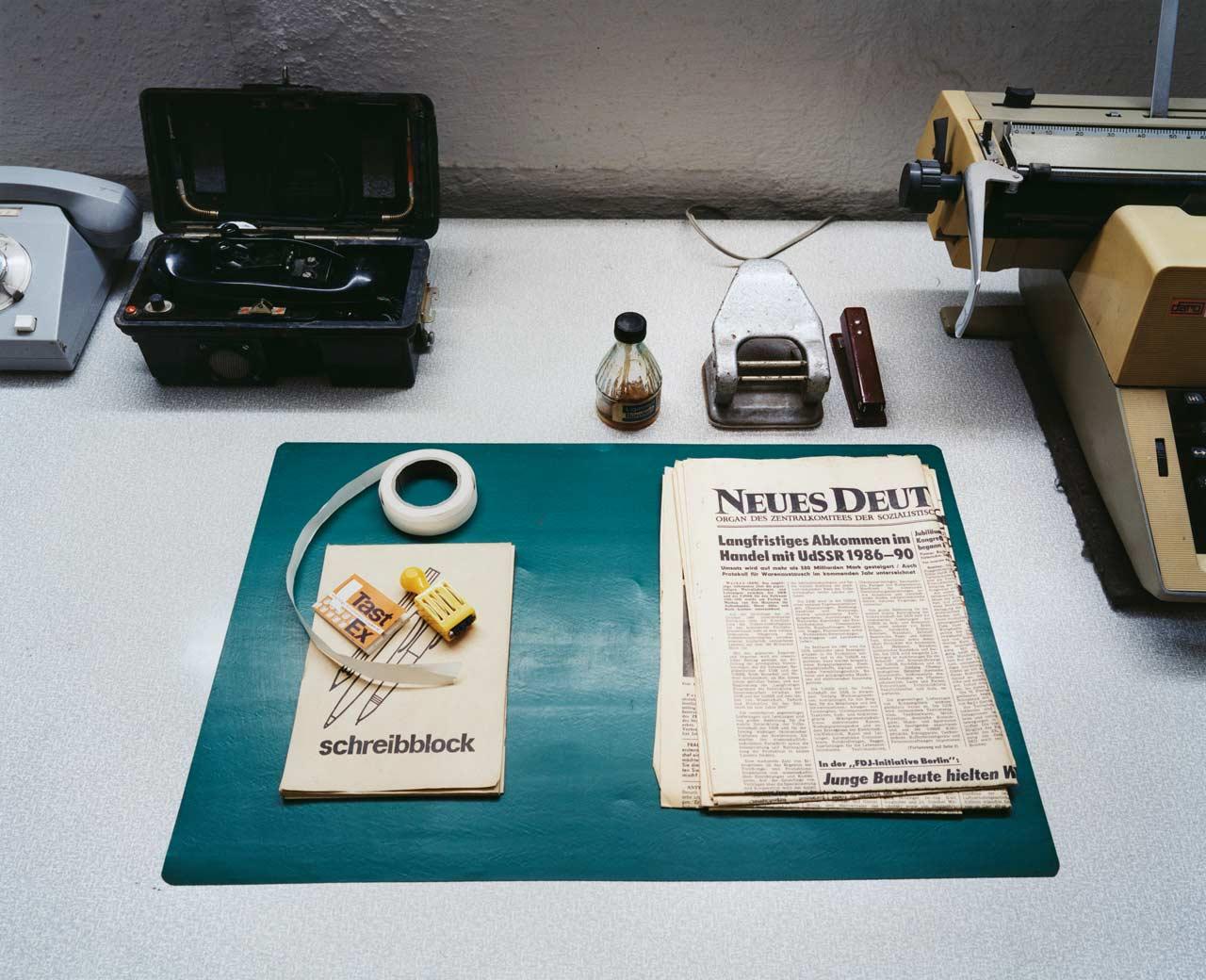 Aus der Serie »Inside Stasi«.