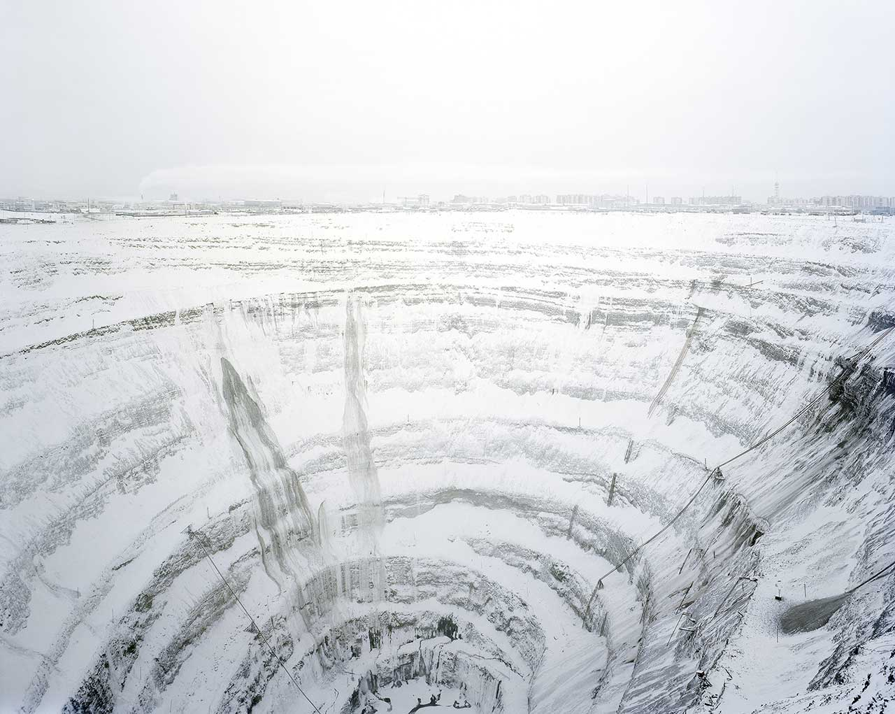 »Mirny« aus der Serie »Closed Cities«, 2009-2012. Foto: Gregor Sailer