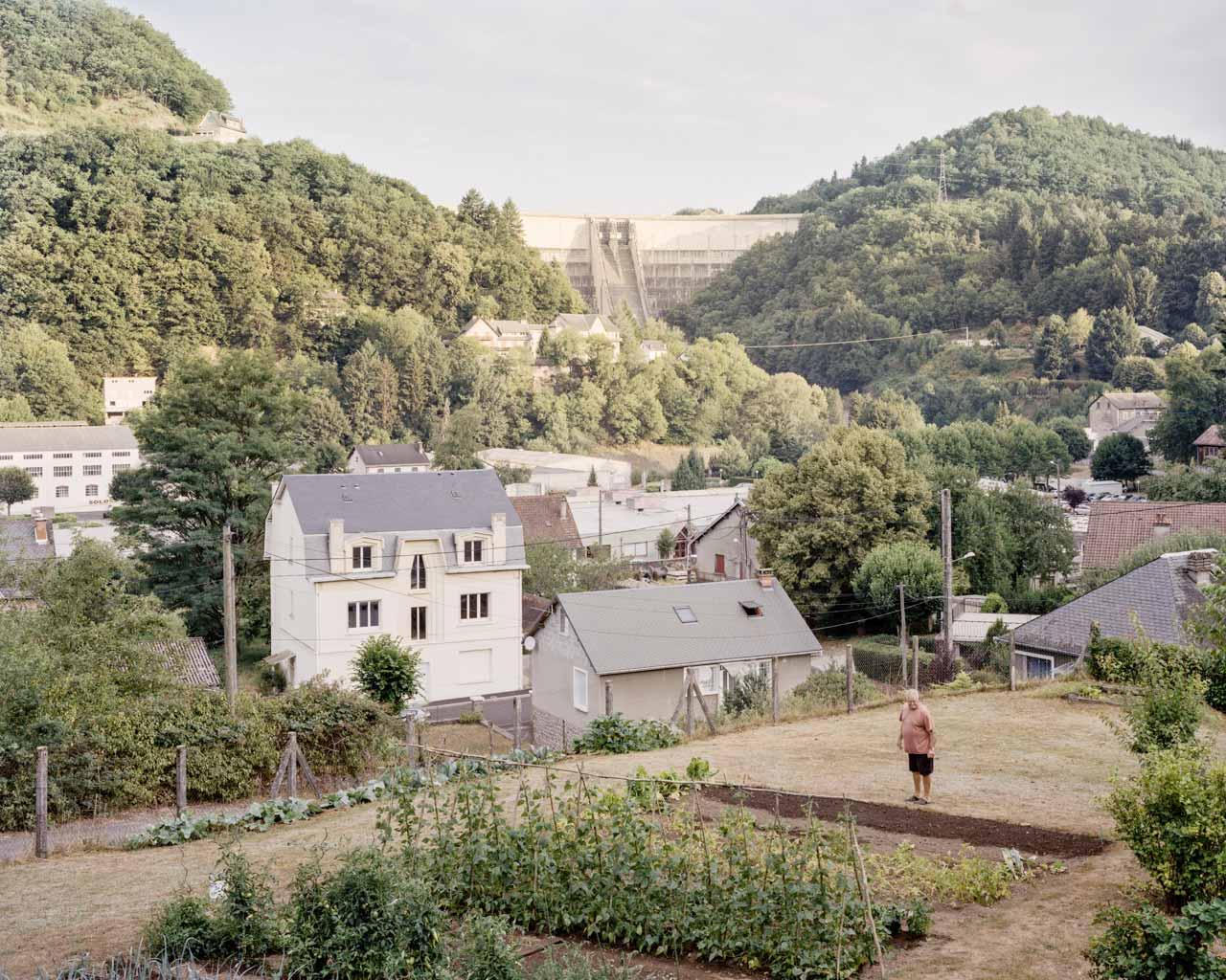 Bort-les-Orgues, Frankreich, 2015. Foto: Claudius Schulze