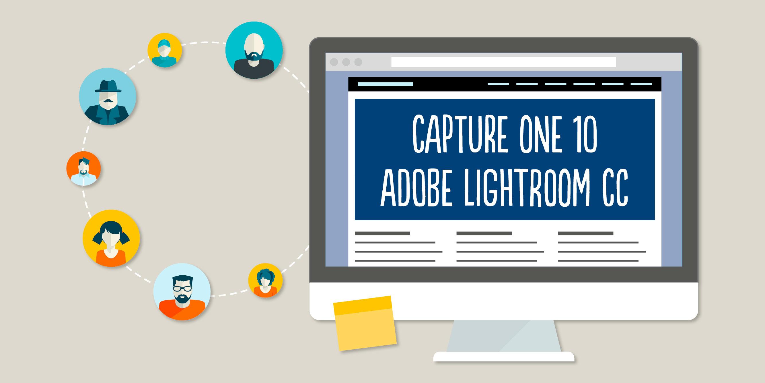 Auch 2017 finden wieder FREELENS Technikworkshops zu Capture One und Adobe Lightroom statt.