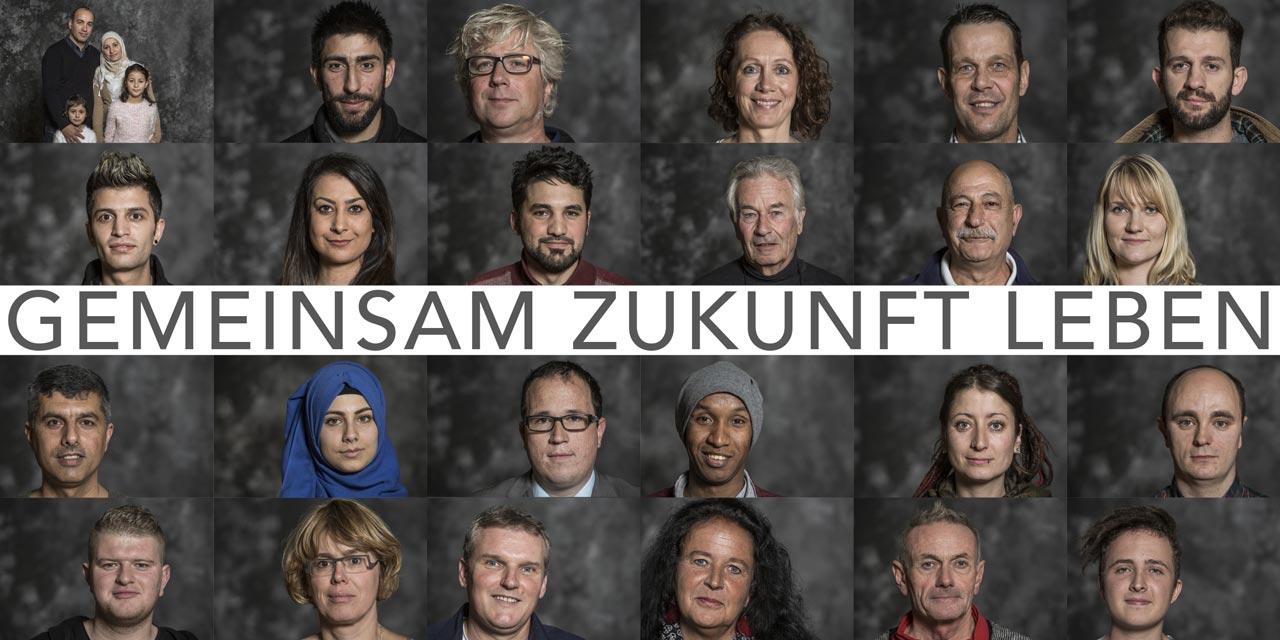Das Projekt »Gemeinsam Zukunft leben« dokumentiert am Besipel der Stadt Singen, wie Integration gelingen kann: dann nämlich, wenn Bürger, Geflüchtete und Verwaltung gemeinsam eine Vision für die Zukunft entwickeln.
