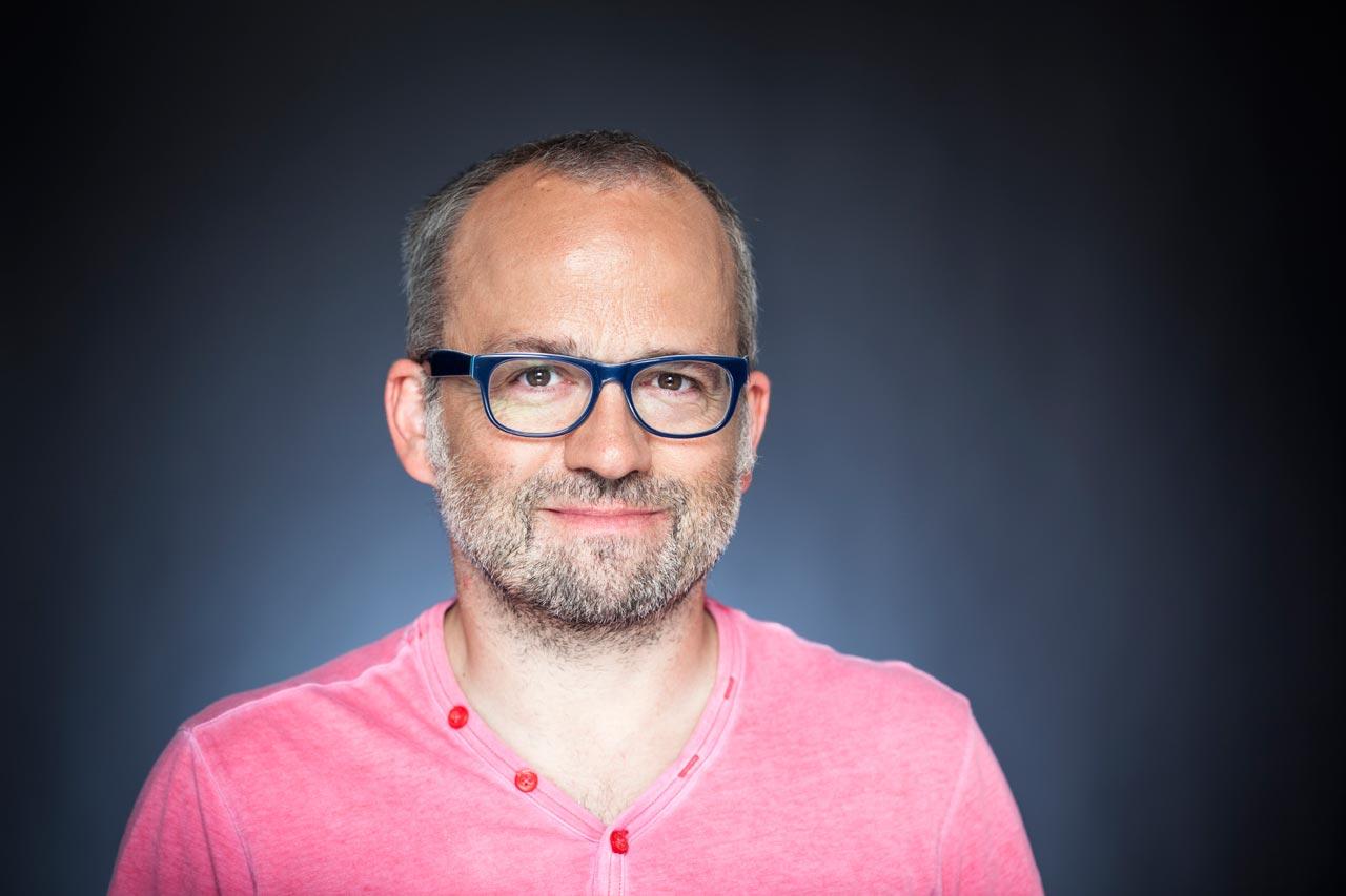 Vorstand - Roland Geisheimer