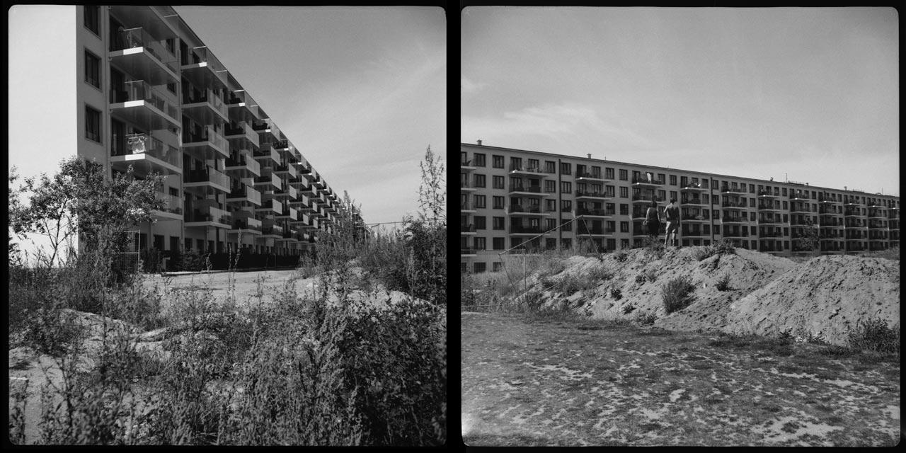 HOTEL_HITLER, 2016, zweiteilig. Foto: Markus Georg Reintken
