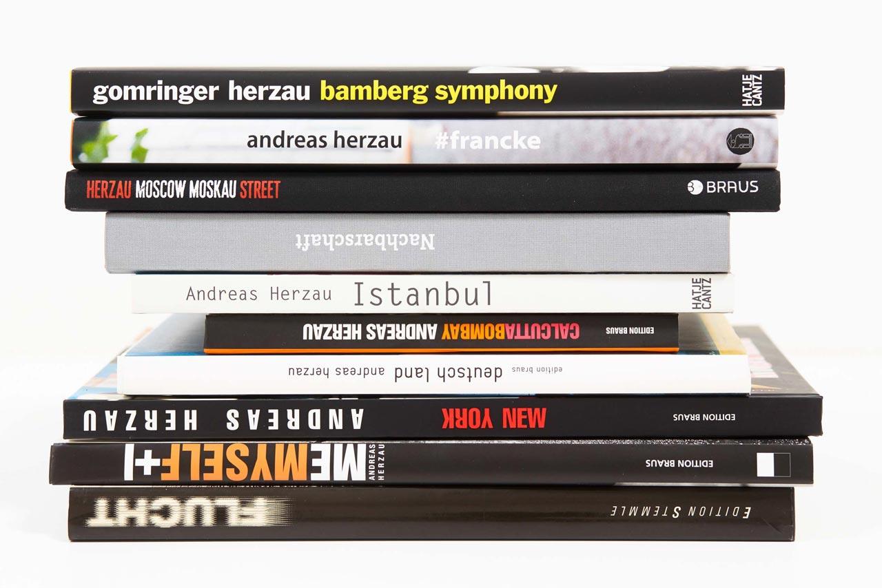 Workshop mit Andreas Herzau: »Die Serie. Das Editing. Ein Fotobuch«