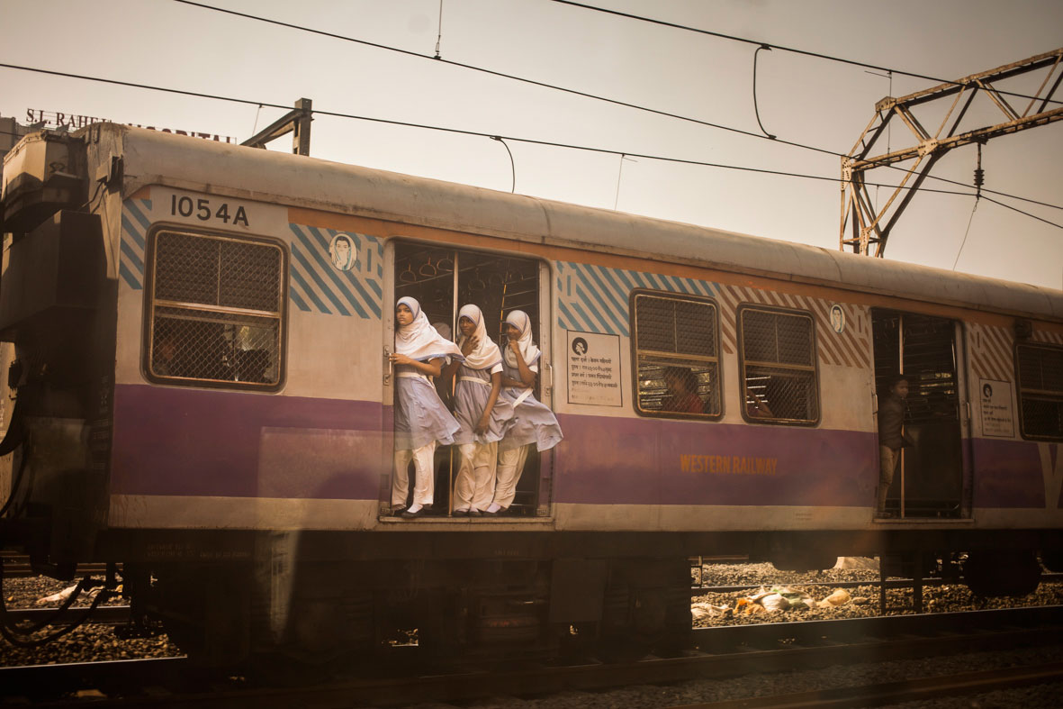 Tamina-Florentine Zuch wird mit dem »Stern Stipendium« ab Juli 2017 als festangestellte Fotografin für das Magazin unterwegs sein. Ihre Arbeiten wurden bereits mehrfach im Stern veröffentlicht, so wie z.B. ihre Reportage über Bahnreisen in Indien. Foto: Tamina-Florentine Zuch