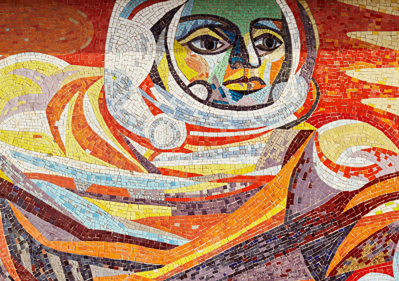Kosmonaut, Schwedt/Oder. Foto: Thorsten Klapsch