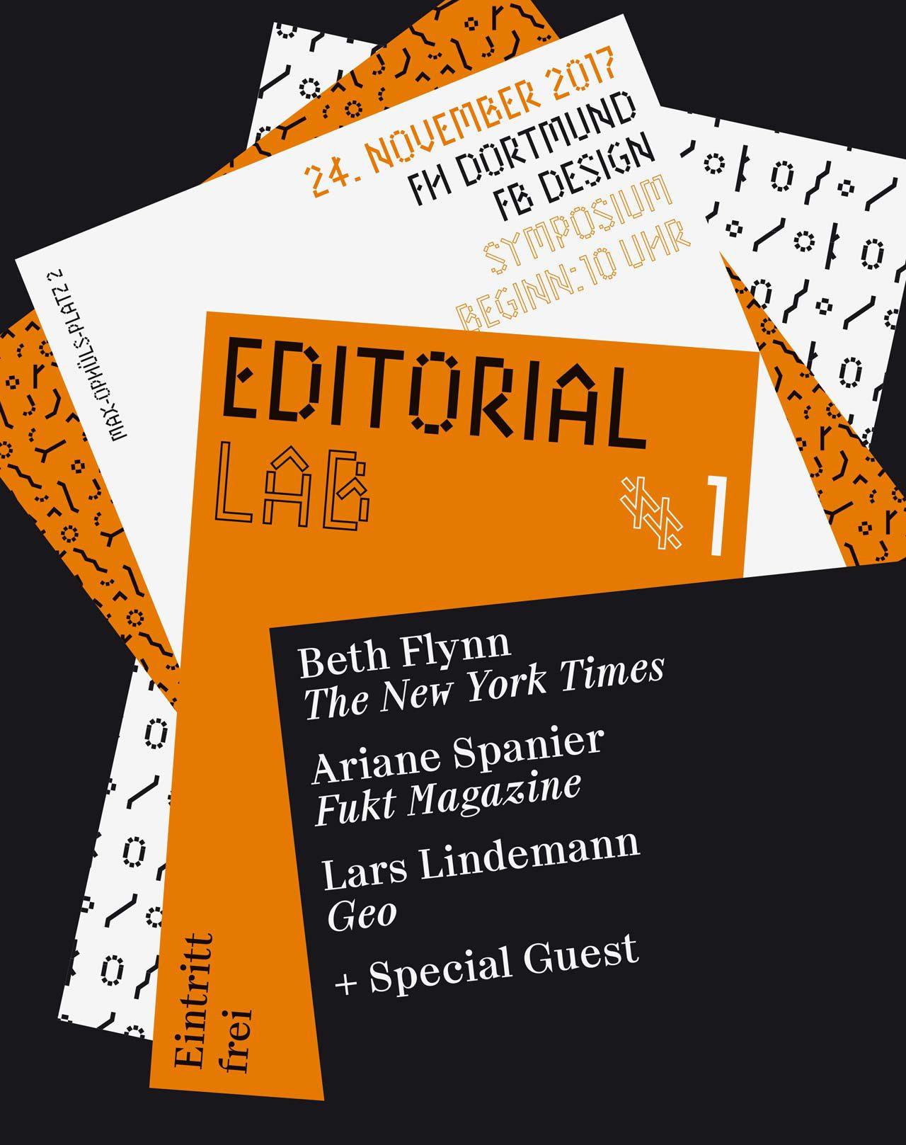 Mit dem Editorial Lab #1 startet die Fachhochschule Dortmund eine neue Symposiumsreihe. Foto: FH Dortmund