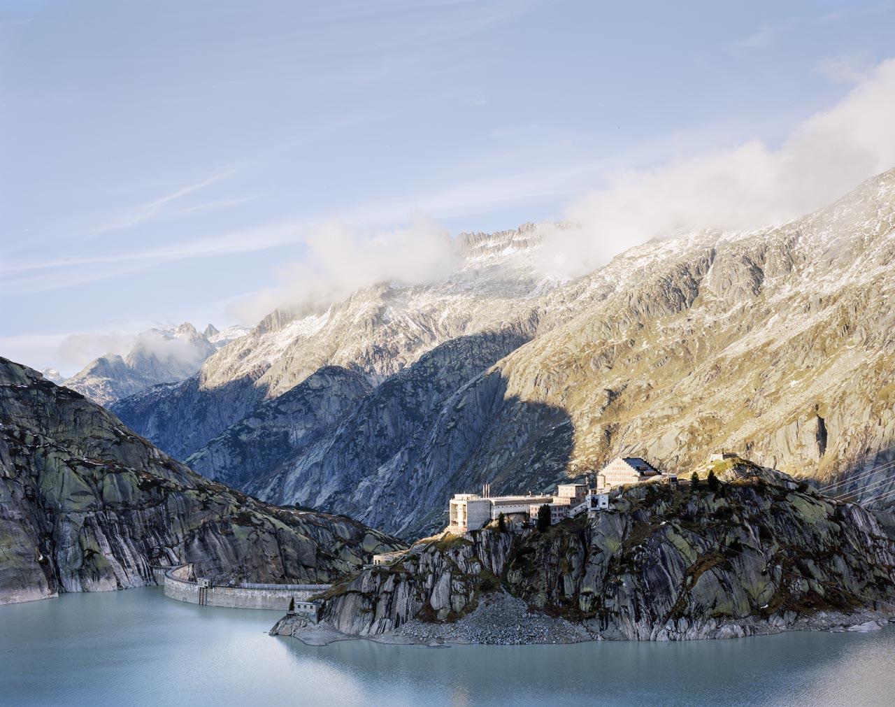 Grimselpass, Schweiz, 2013. Foto: Claudius Schulze