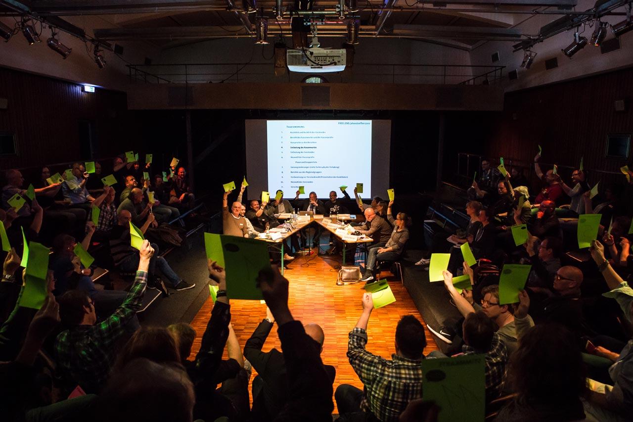 23. Mitgliederversammlung in Hannover