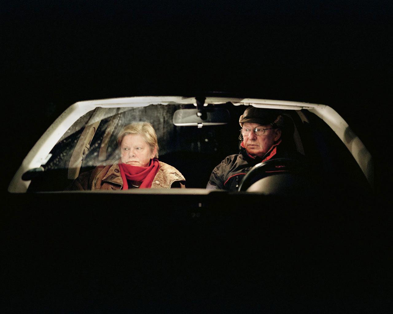 Den ersten Vonovia Award für Fotografie erhielt 2017 Ina Schoenenburg für ihr Langzeitprojekt »Blickwechsel«. Foto: Ina Schoenenburg
