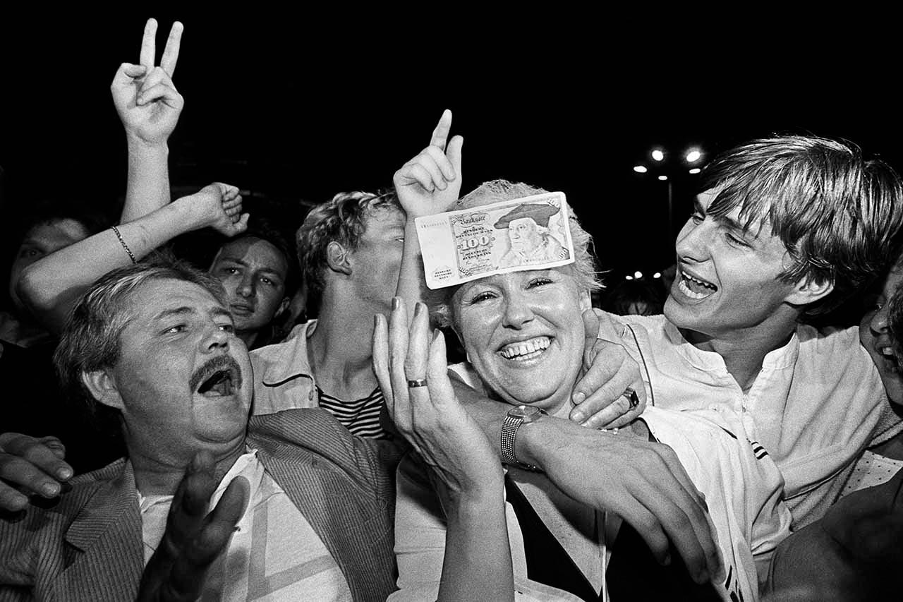 Umbrüche. Fotografien 1980–1995