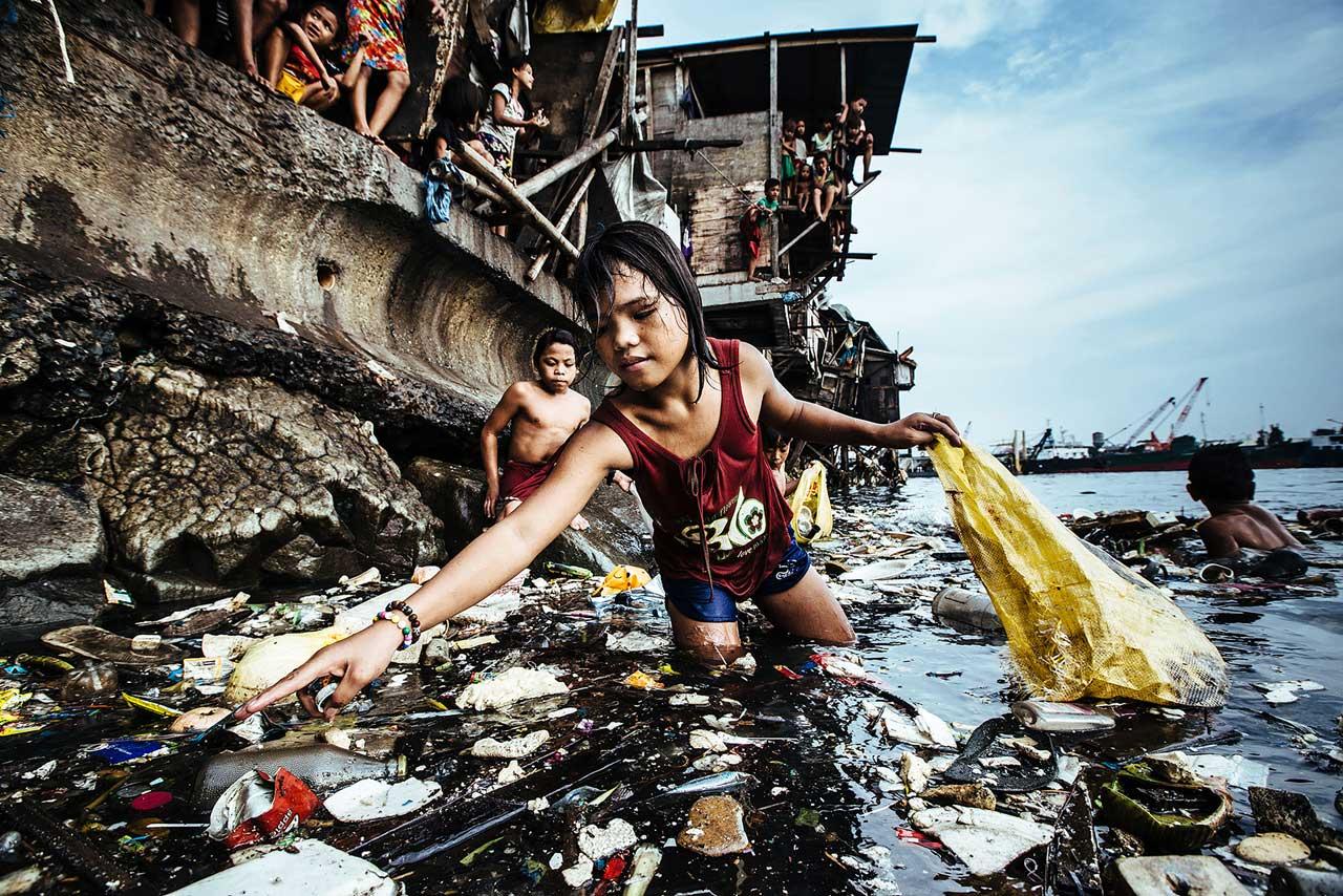 Die Kinder, der Müll und der Tod
