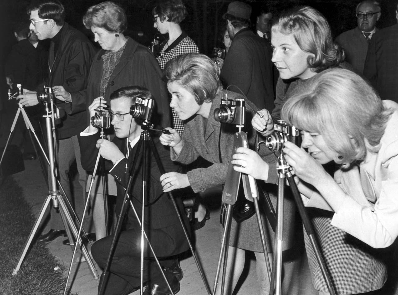 Fotografie – eine Frage des Geschlechts?